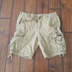 Size 34 Abercrombie and Fitch cargo shorts